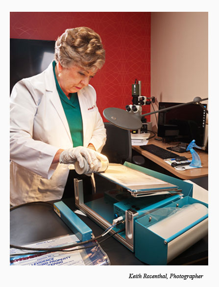 Fisher Forensic Document Laboratory - Services